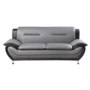 💥Matteo Gray/Black Sofa by Homelegance for Sale in Jessup, MD