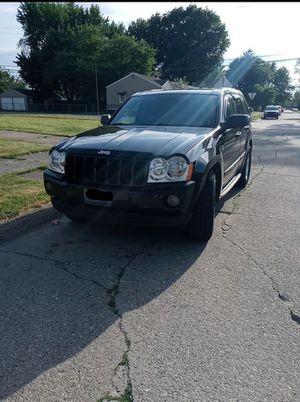 2008 Jeep Grand Cherokee V8 for Sale in Wixom, MI