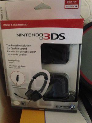 Nintendo 3DS gaming headphones for Sale in Waterbury, CT