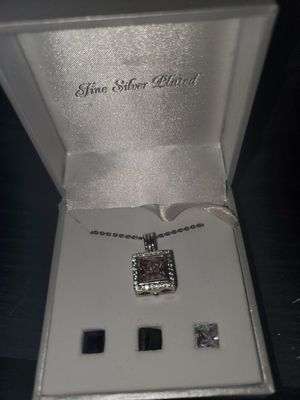 Sterling silver necklace for Sale in Houston, TX