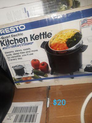 Kitchen kettle for Sale in Wichita, KS