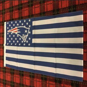 Brand new New England Patriots banner flag for Sale in OH, US