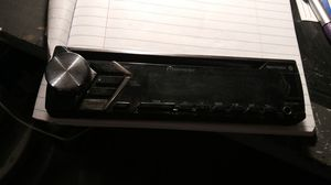 Pioneer face for a car stereo system for Sale in Fresno, CA