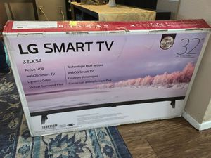 Lg smart tv for Sale in Beaverton, OR