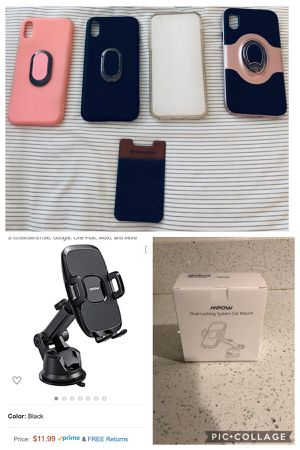 All for $15. New & used Iphone X accessories for Sale in Rowland Heights, CA