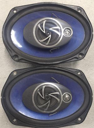Pioneer 3 way 6x9s for Sale in Glenshaw, PA