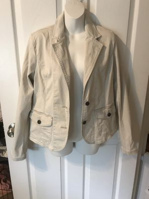 Women's Longsleeve Corduroy American Eagle Jacket for Sale in Dallas, TX