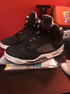 Nike Air Jordan 5 Oreo for Sale in New York, NY