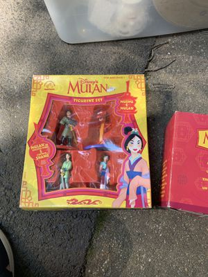 Disney Mulan for Sale in Bristol, PA
