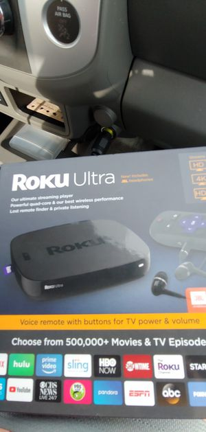 Roku ultra for Sale in Union City, CA