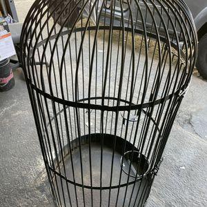 Iron Bird Cage for Sale in Anaheim, CA