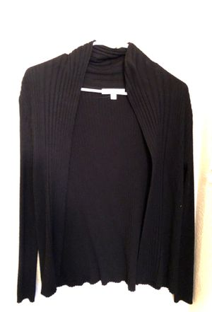Active USA, size small, black cardigan for Sale in Tigard, OR