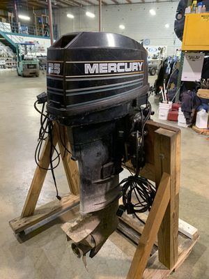 25 HP motor for Sale in Geneva, IL
