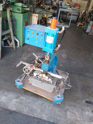 Pneumatic Hot press for Sale in South El Monte, CA