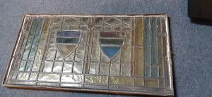 Antique stained glass window...from a long time ago for Sale in Broomfield, CO