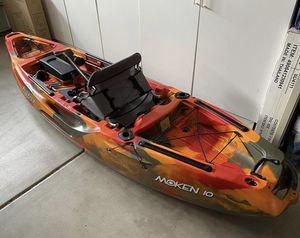 Moken 10 V Fishing Kayak for Sale in San Tan Valley, AZ