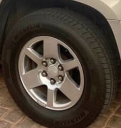 17 Inch GMC Denali Wheels With New Tires for Sale in Tracy,  CA
