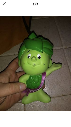 "Pasta Accents ""Lil Sprout"" Green Giant TPC 1996 Vinyl Figure Toy Collectible LN for Sale in Monroe Township, NJ"