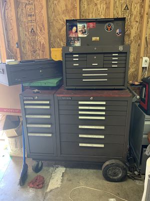 Kennedy tool boxes and precision tools for Sale in Obetz, OH