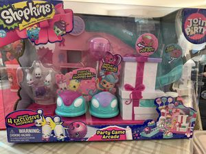 Shopkins Party Game Arcade for Sale in Las Vegas, NV