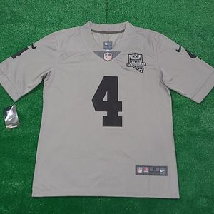 STITCHED DEREK CARR LAS VEGAS RAIDERS FOOTBALL JERSEY for Sale in Camp Pendleton North, CA