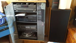 Stereo system and speakers for Sale in Munhall, PA