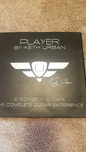 Player by Keith Urban for Sale in Lynnwood, WA