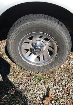 2007 Ford Ranger tires and rims for Sale in Keysville, VA
