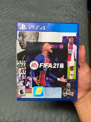 FIFA 21 PS4 for Sale in Long Beach, CA