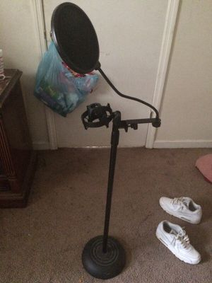 Mic stand for Sale in Durham, NC