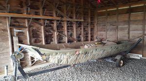 14' fiberglass boat for Sale in Aurora, OR