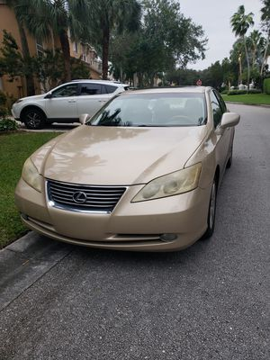 07 Lexus ES350 Luxry Package Trim - 146,284 Miles Excellent Condition for Sale in Coral Springs, FL