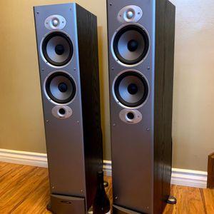 Polk Speakers RTi8 speakers (tower/floor) + Polk Subwoofer - $160 for Sale in Laguna Niguel, CA