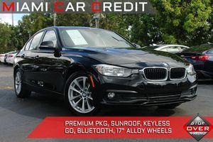 2016 BMW 3 Series for Sale in Miami Gardens, FL