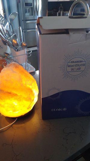 Salt lamps for Sale in San Bernardino, CA