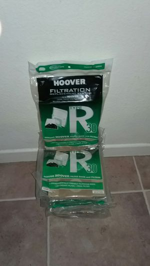 Qty 25 Vacuum bags -bags and filter packs for Sale for sale  San Diego, CA