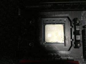 Bundle 970 Pro Gaming/Aura AMD FX 8350F 1600 MHz 4x2 Ballistix Ram 1600 MHz 4x2 Adata Ram with stock fox 8350 cooler Computer parts for Sale in Davie, FL