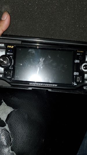 Radio dvd mp3 player sterio forcars for Sale in Chicago, IL