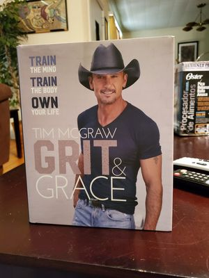 Tim Macgraw Grits and Grace for Sale in Meridian, MS
