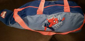 Spiderman baseball bat bag for Sale in Los Angeles, CA