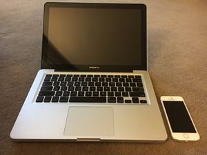 MacBook Pro & iPhone5 for Sale in Cleveland, OH