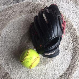 Softball Glove for Sale in Hesperia, CA