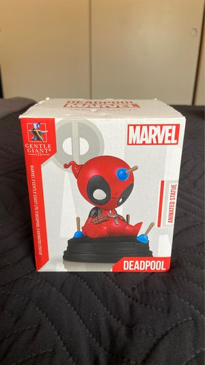 Deadpool Animated Statue for Sale in Kent, WA