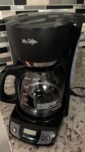 Mr. coffee coffee maker 12 cops for Sale in Warren, MI