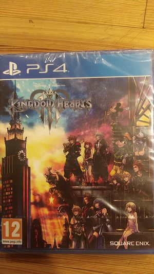 Kingdom hearts 3 Ps4 game for Sale in Lakeland, FL
