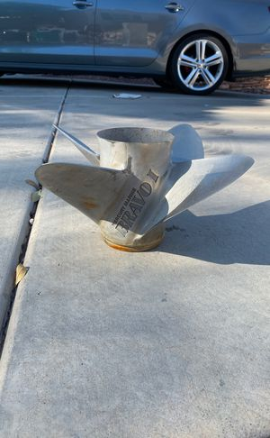Boat prop for Sale in Chandler, AZ