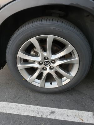 Mazda wheels and tires for Sale in Baldwin Park, CA