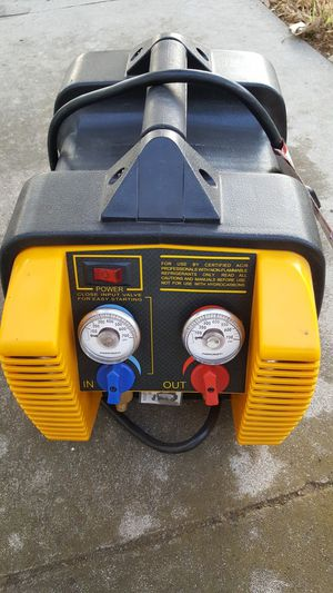 Appion G5 twin recovery machine for Sale in Santa Ana, CA