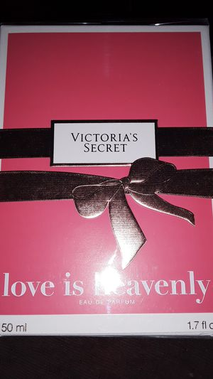 Victoria's Secret Love is Heavenly 1.7 Oz perfume brand new for Sale in San Antonio, TX
