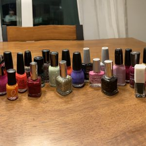 Assorted Nail Polish for Sale in West Columbia, SC